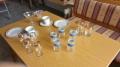 Verschiedenes Geschirr, Vasen und anderes